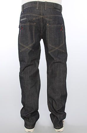 The Ronin-412 Jeans in Indigo  by ORISUE
