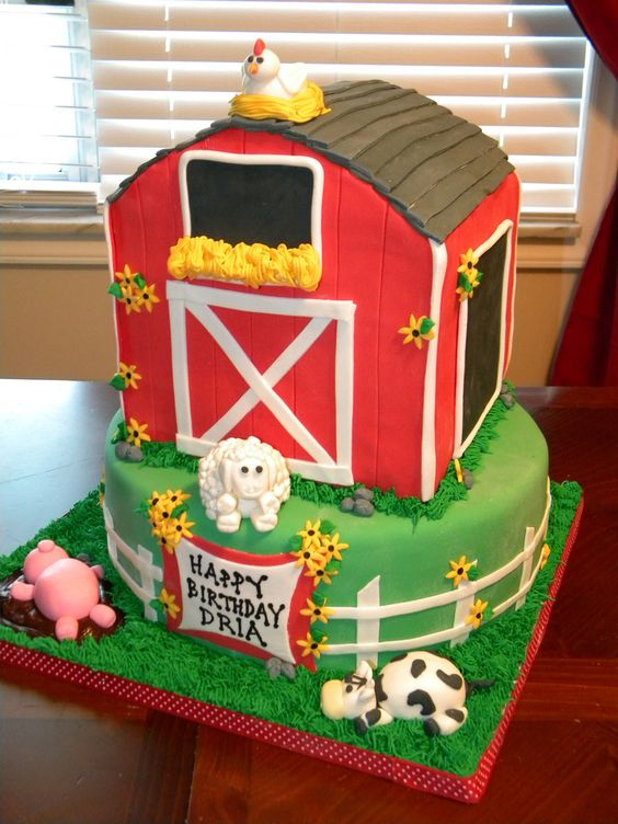 this cake would be perfect!