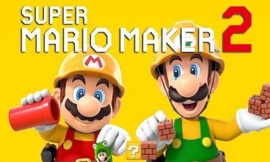 Super Mario Maker 2 Pc Game Free Download Full Version Super Mario Mario Super Mario Games