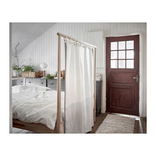 gj ra cadre de lit bouleau roi lits et matelas. Black Bedroom Furniture Sets. Home Design Ideas