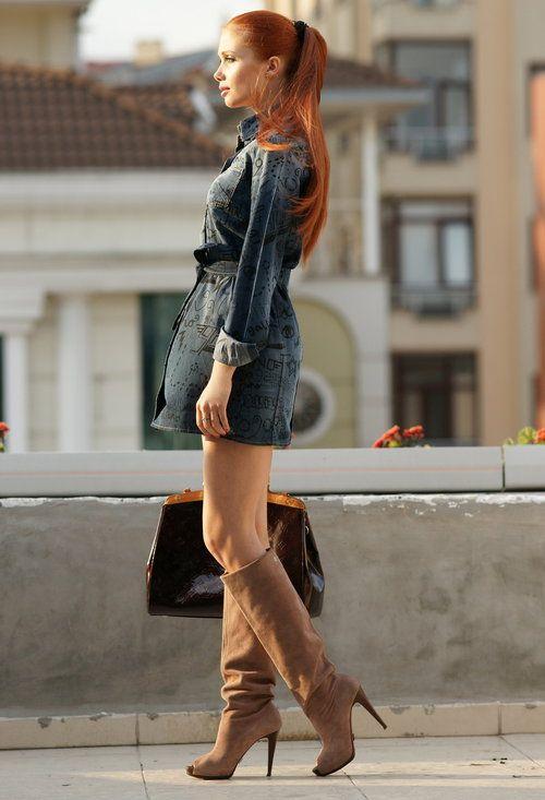 Redhead Boots 118