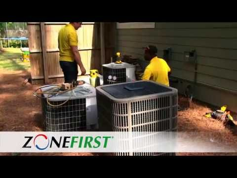Zonefirst Hvac Zone Dampers Zone Controls And Zoning Systems Add