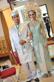 Pengantin Minang Modern Wedding ideas Pinterest