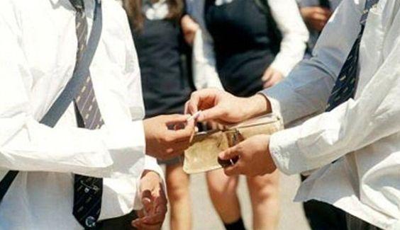 Más de 152 mil niños de primaria, consumen droga