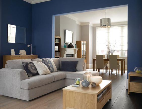 How To Separate Spaces In Enclosed Living And Open Plan Homes Fashion Style Pinterest