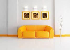 Resultado de imagen para minimalist sofa wall decor