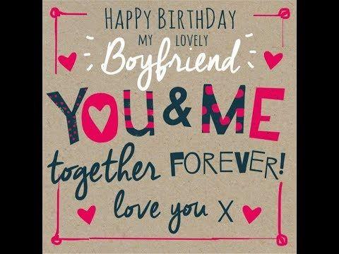 Boy Friend Birthday Wishes Whatsapp Video Happy Birthday Boy Friend Whatsa Happy Birthday Boyfriend Happy Birthday Boyfriend Quotes Birthday Wishes For Lover