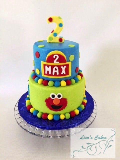 Sensational Sesame Street Birthday Cake Cake Sesame Street Birthday Cakes Personalised Birthday Cards Veneteletsinfo