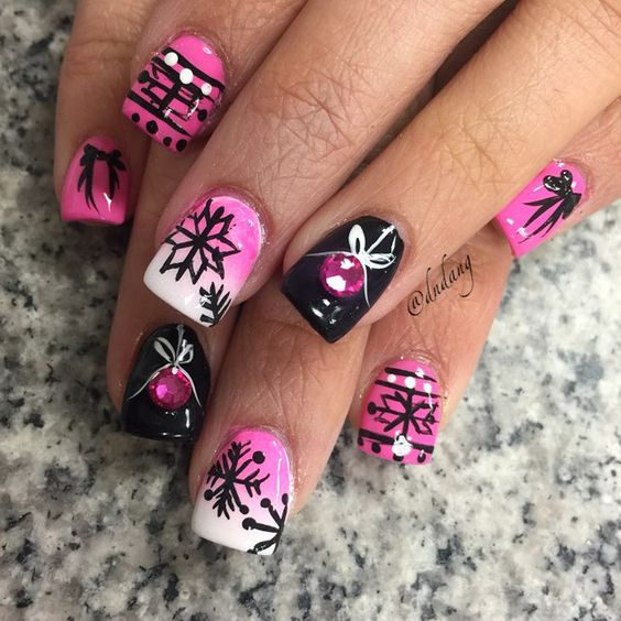 nails.quenalbertini: Instagram photo by dndang | ink361