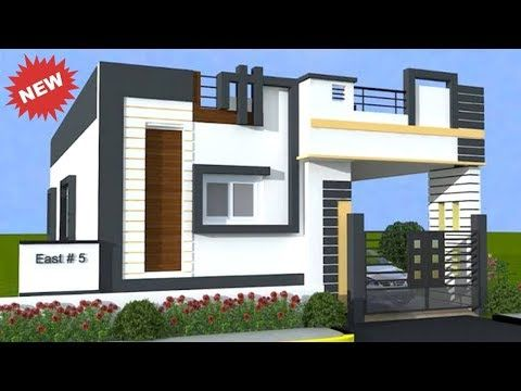 Latest Single Floor House Elevation Designs House 3d View And Front Elevation 2019 Plan N Design Ontwerp Klein Huis Huis Buitenkant Moderne Huisdecoratie