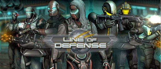 Line of Defense é um MMOFPS gratuito que convida os jogadores a participar em grandes batalhas PvP num planeta fictício chamado Lyrius.