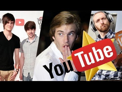 YouTube Now Trumps Hollywood In Celebrityhood