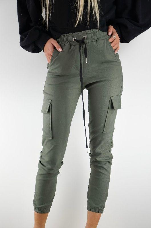 Pantalon Elastico Pantalones De Moda Pantalones Pantalones Pescadores