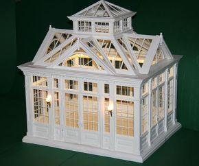 Wintergarten 2353 1 Miniature Houses House Layouts Miniature House