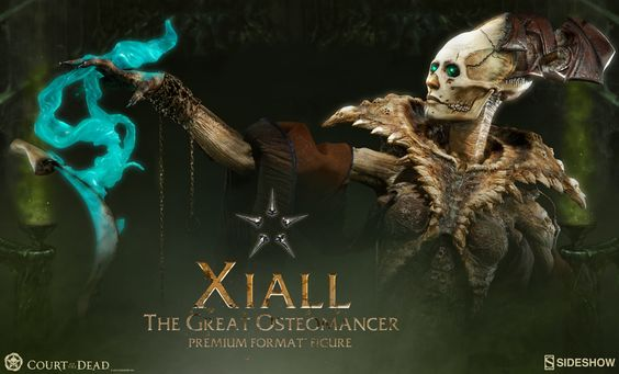 Share this with your friends and receive a $15 promo code. Click here to write your message. Xiall Premium Format Figure