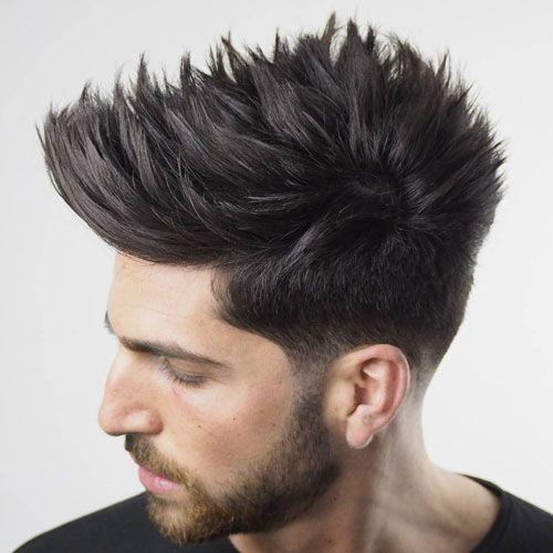 Barbershop Near Me Hair Salon Near Me Mens Haircuts Hairstyle Hair Style Men Short Hair Barber Sh Mens Hairstyles Short Mens Hairstyles Medium Spiky Hair