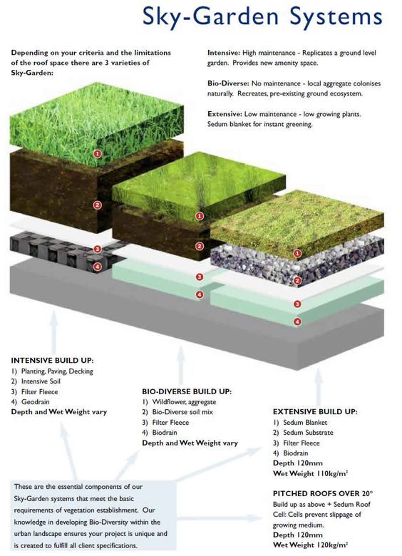 Gardens Green Roofs And Home On Pinterest