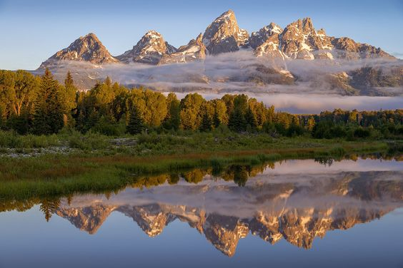 Schwabacher Landing in #GrandTeton #NationalPark #Wyoming