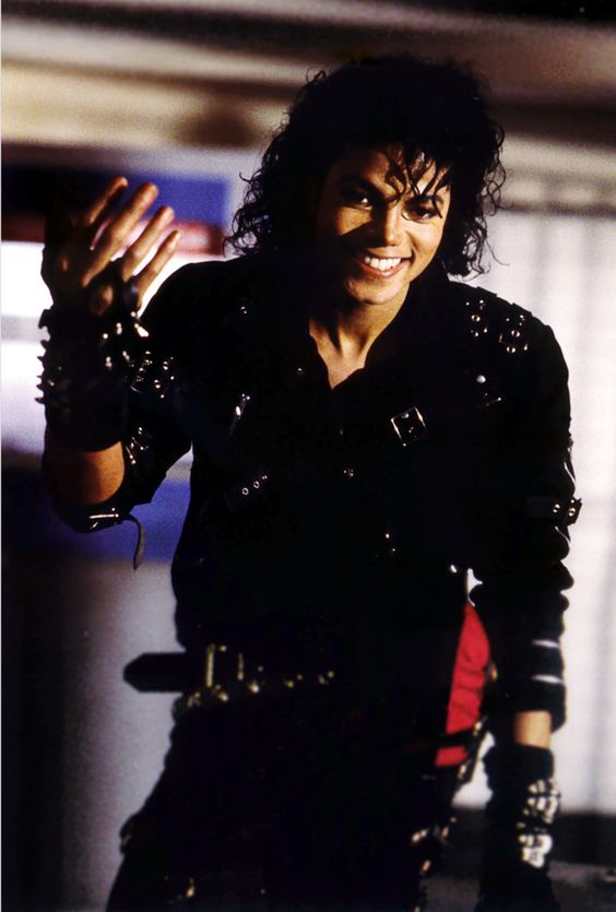 And the whole world has to answer right now just to tell you one again who bad? - Michael Joseph Jackson <3