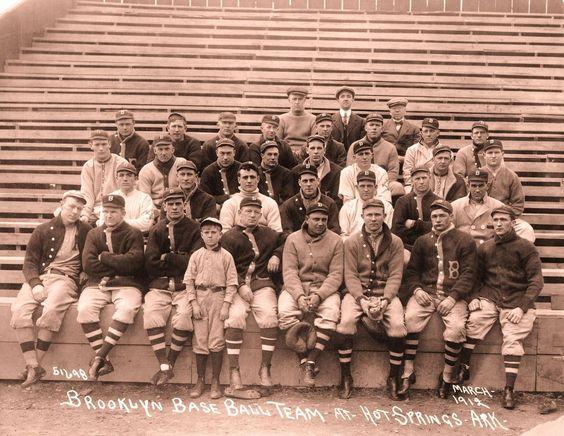 1912 Brooklyn Dodgers