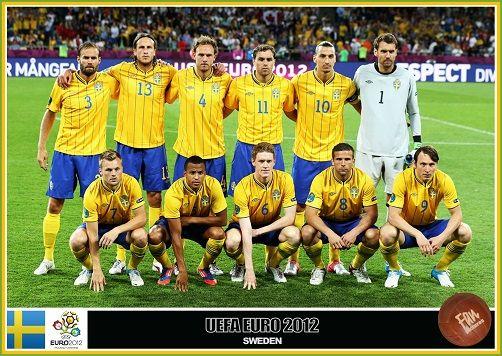 Fan Pictures 2012 Uefa European Football Championship Poland Ukraine European Football Uefa European Football Championship Sweden