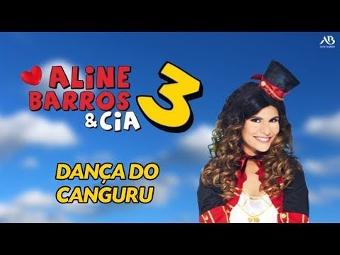 Dvd Aline Barros Cia 3 Danca Do Canguru Youtube Arca De