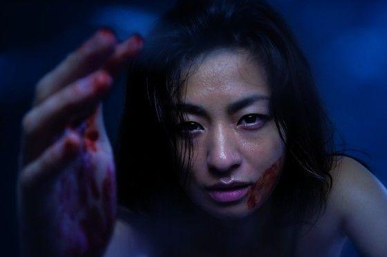ドラマで主演を演じた尾野真千子