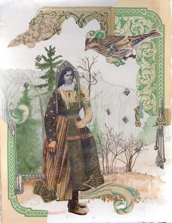 Zemyna,  Lithuanian earth goddess