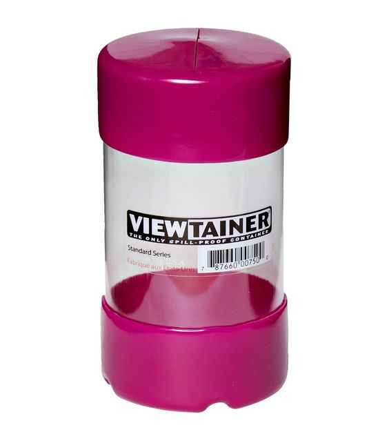 Viewtainer 2.75''x5'' Slit Top Storage Container
