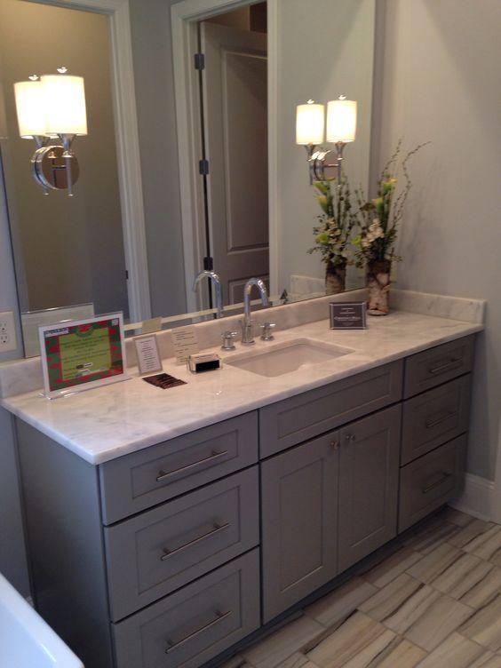 Bathroom Vanity And Lighting La Casa Pinterest