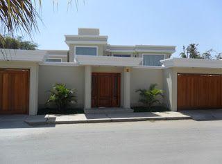 Fachadas y casas casas sencillas y modernas fachadas y for Fotos fachadas de casas sencillas y bonitas