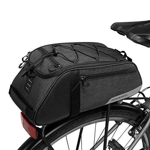 Roswheel Multi Functional Cycling Bicycle Bike Rear Seat Commuter