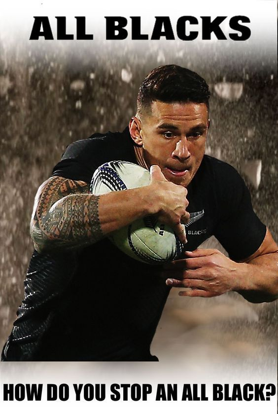Nz All Black Sonny Bill Williams In 2020 All Blacks Rugby Team Sonny Bill Williams All Blacks