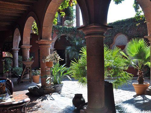 Casa de la Cuesta Photo Gallery   San Miguel Allende, Mexico
