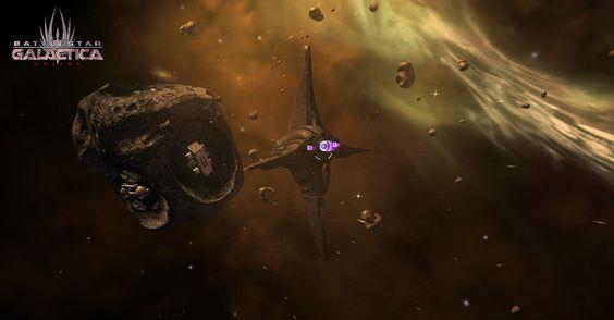 Battlestar Galactica Online MMO