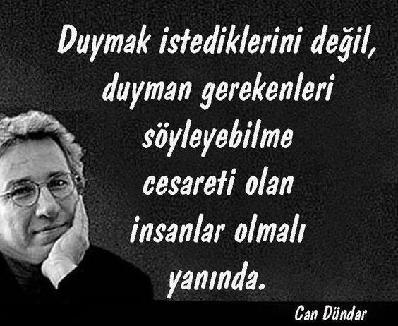 Can Dündar: