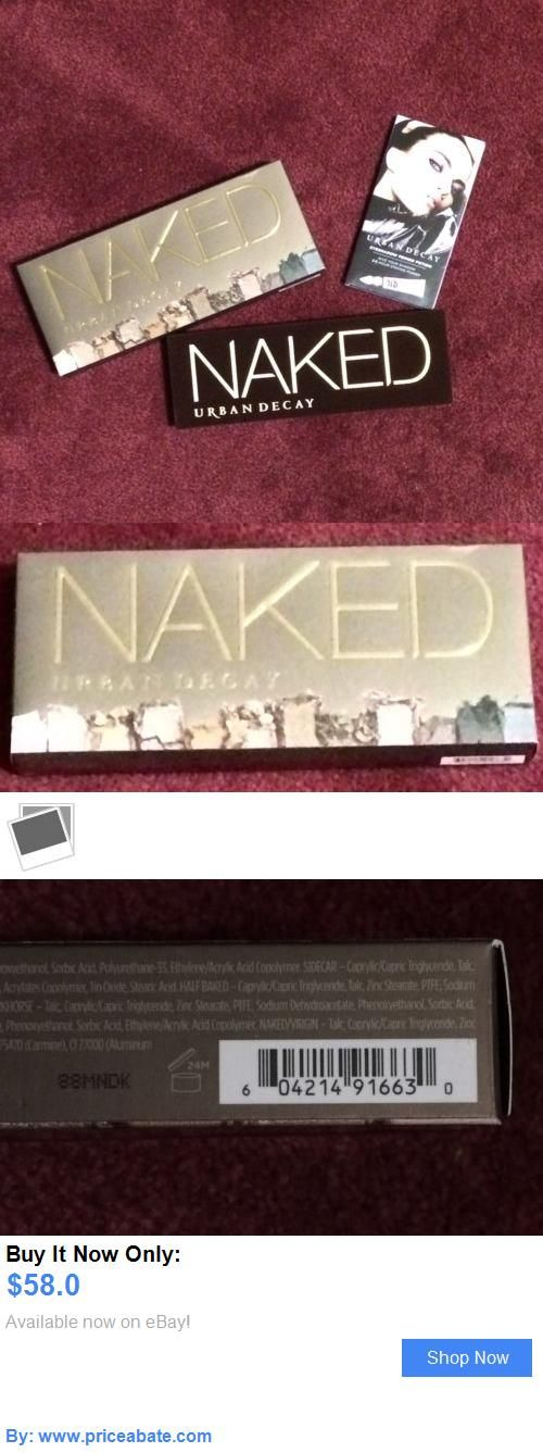 Beauty Makeup: Urban Decay Eye Shadow Palette Naked And Sample Primer Potion! Bnib BUY IT NOW ONLY: $58.0 #priceabateBeautyMakeup OR #priceabate