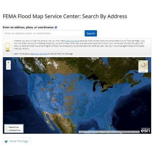 How To Know If You Live In A Flood Zone Flood Zone Fema Flood