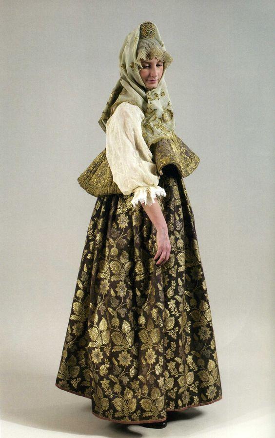 бытование платка в конце 19 веке