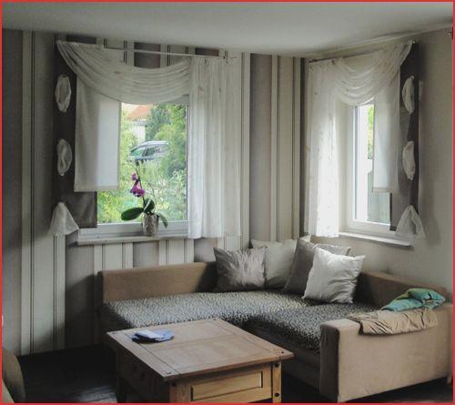 Gardinen F Wohnzimmer Mit Balkont