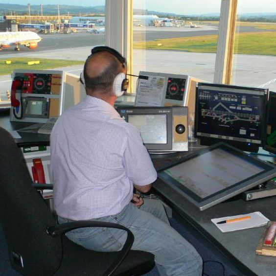 Air Traffic Controller glasgow az