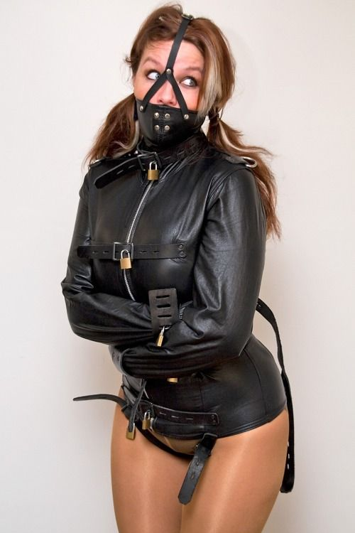 Just come as you are | maker fetish | Pinterest | Straitjacket and ...