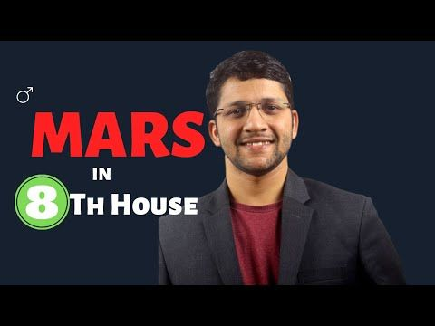 Mars In 8th House Of Vedic Astrology Birth Chart Youtube Birth Chart Astrology Vedic Astrology Birth Chart