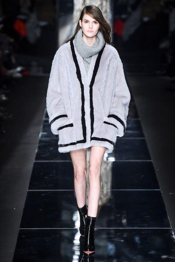 visual optimism; fashion editorials, shows, campaigns & more!: blumarine F/W 2015.16 milan
