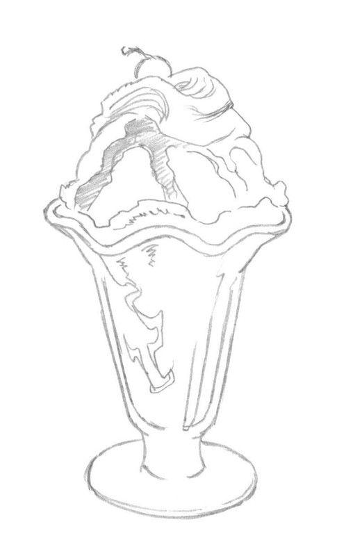 48+ Drawing ice ideas