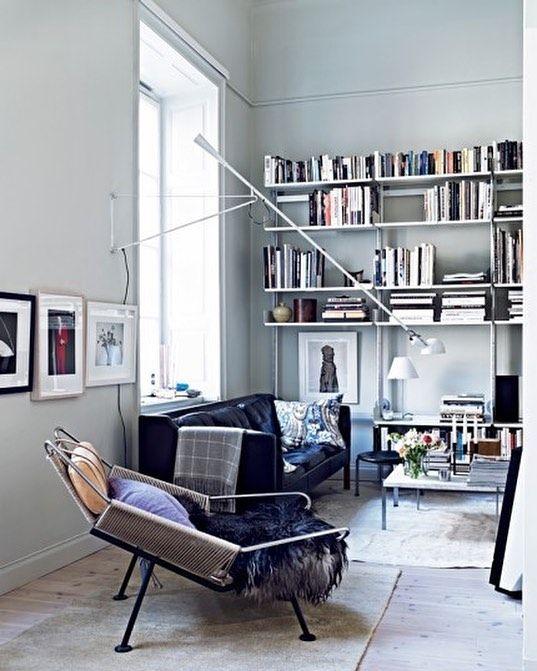 """Scandinavian Collectors on Instagram: """"Børge Mogensen´s sofa"""