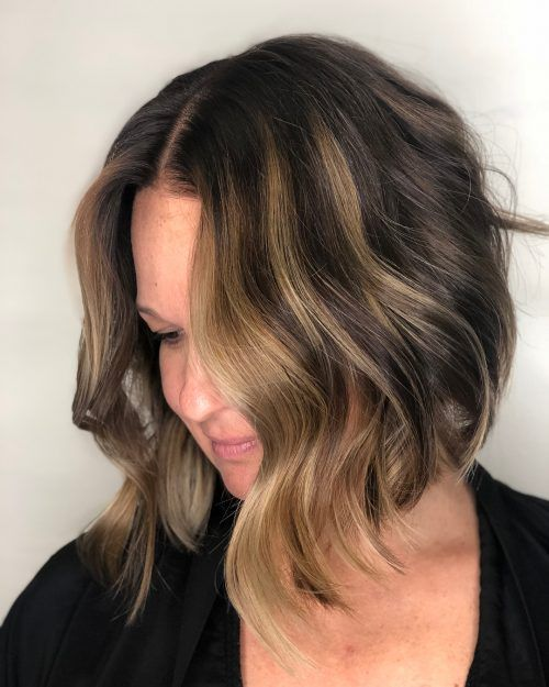 Top 9 Black Hair With Blonde Highlights Ideas In 2021 Blonde Highlights Bob Blonde Highlights Cute Hairstyles For Short Hair