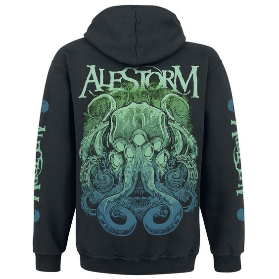 Octopus par Alestorm /43 boules ptnnnnnn