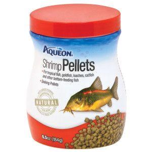 Aqueon shrimp pellets fish food pellets crisp for Petsmart fish guarantee