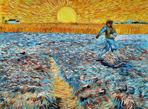 Van Gogh clogs collection by Максим Романченко